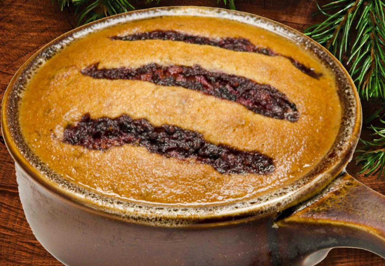 Blackberry Cobbler Pie